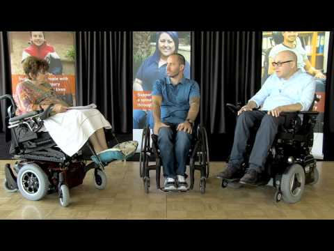 Spinal Cord Injuries Australia NDIS Discussion - Part 2