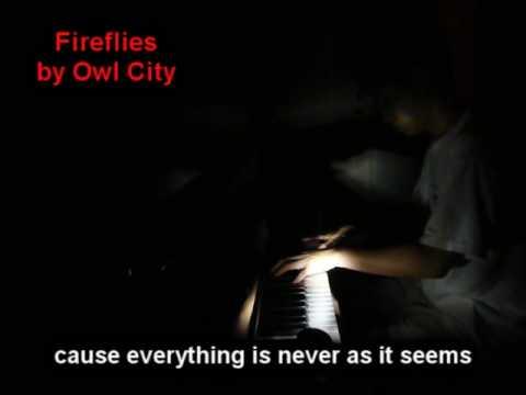 Fireflies - Owl City Piano