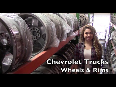 Chevy rims for sale near me