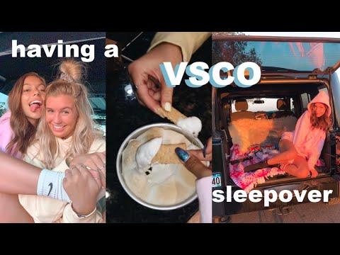 How To Live A VSCO Night Ft. Josie Jabs