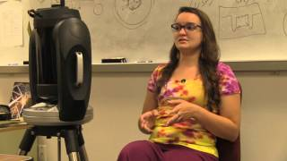 Fascination with stars leads student to study astronomy
