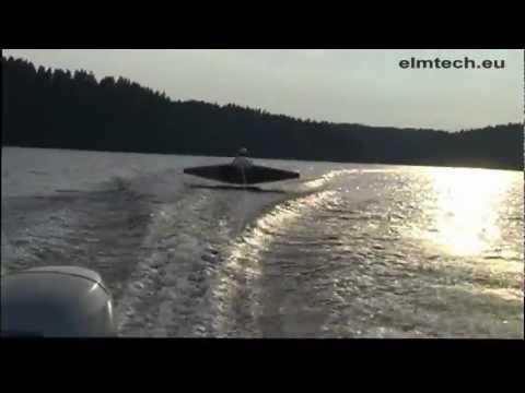Elmer X-1 crash