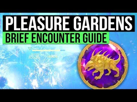 Destiny 2 | How to Complete Pleasure Gardens Encounter - Leviathan Raid Quick Guide!