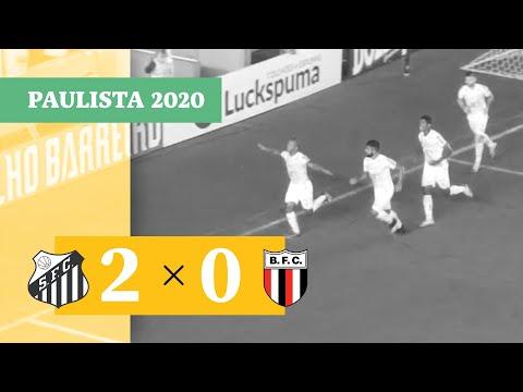 Santos Botafogo Sao Paulo Goals And Highlights