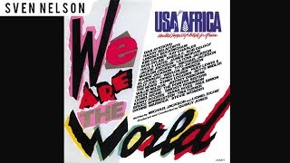 Michael Jackson - 18. We Are The World (USA for Africa) [Audio HQ] HD