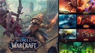 Все трейлеры World of Warcraft (на русском) 2017 FullHD