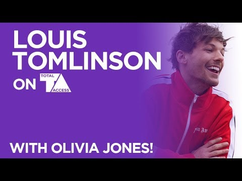 LOUIS TOMLINSON ON TOTAL ACCESS // FULL INTERVIEW