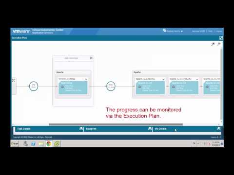 VMware Application Services - Apache Web Server