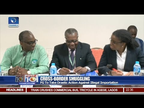 FG To Take Drastic Action Against Illegal Importation Pt 3 20/07/18 | News@10 |