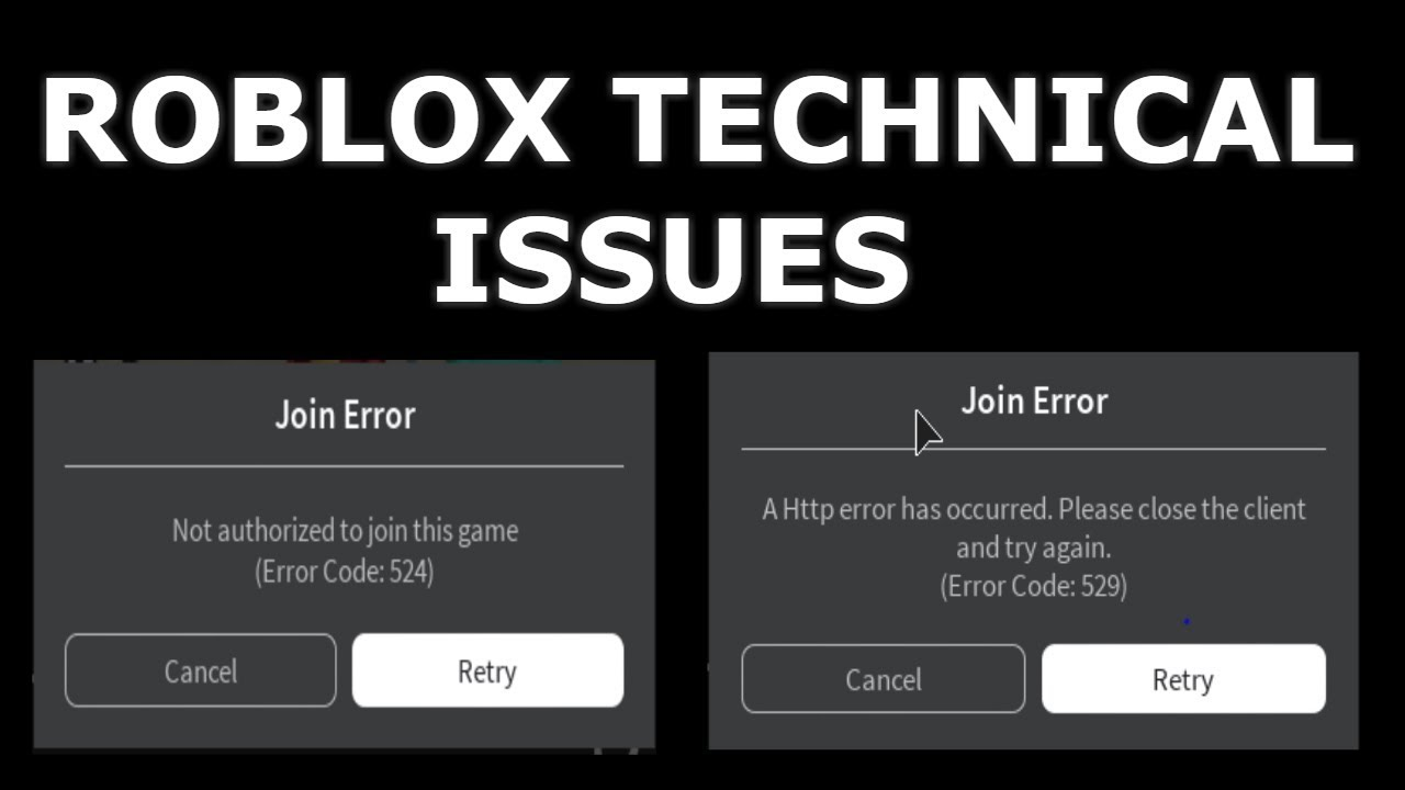 Roblox Connection Problems
