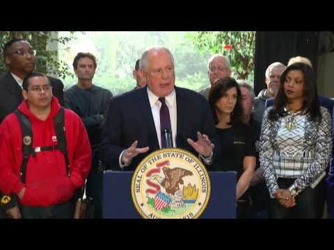 Governor Quinn Welcomes New Fox TV Production to Illinois
