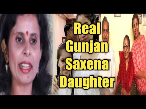 Gunjan Saxena Husband Daughter Family Photos Youtube