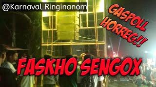 Download PASCA KEBAKARAN FASKHO SENGOX TETAP HOREGG SETEL PONG PONG!! KARNAVAL RINGINANOM