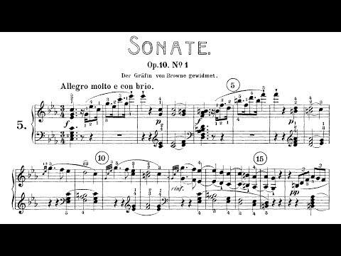 Beethoven: Sonata No.5 in C Minor, Op.10 No.1 (Jumppanen, Jando, Korstick)
