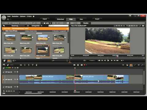 Die Magnetfunktion von Pinnacle Studio 16 und 17 Video 40 von 114