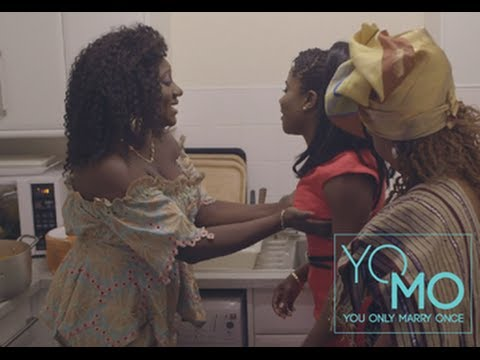 YOMO  Web Series  Episode 1: The African, Asian Persuasion