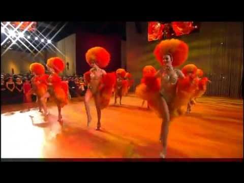 Эротические видеоролики танцы варьете очень