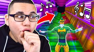 10 UNGLAUBLICHE MUSIKBLOCK Songs in FORTNITE!