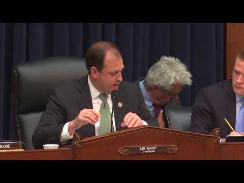 Nancy McLernon's Testimony before the House Financial Services Committee Hearing on CFIUS