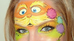 Face Paint Cartoon Characters Youtube