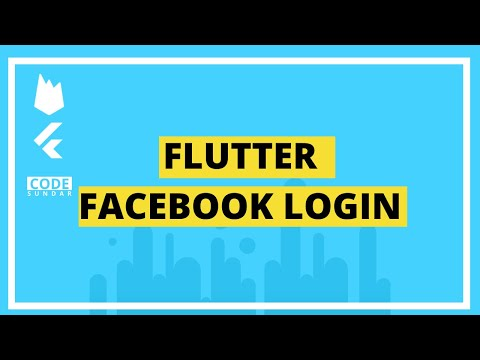 Flutter Facebook Login With Example | Step By Step Guide | Flutter Tutorial