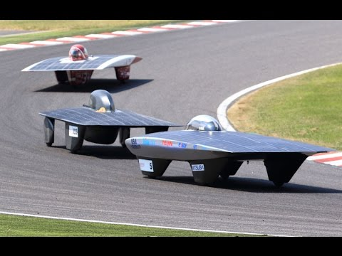2016 Aug Solar Car Race Long Version