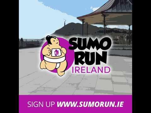 Veronica O'Leary – Sumo Run Ireland 2017 – interview for Radio Poland