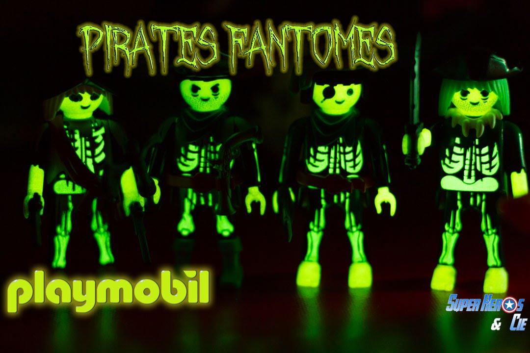 À 3 Fantome Pirates Serpent Review Têtes Toy Jouet Playmobil De Mer VqSpGUzM