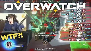 Overwatch MOST VIEWED Twİtch Clips of The Week! #117