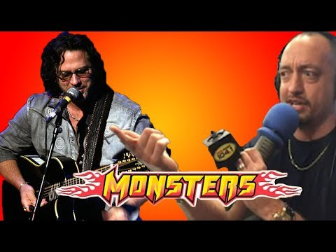 As Heard On The Monsters - Carlos vs Kip Winger