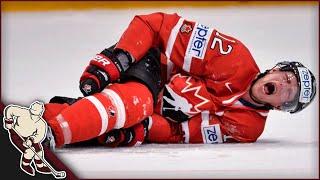 NHL: Knee on Knee