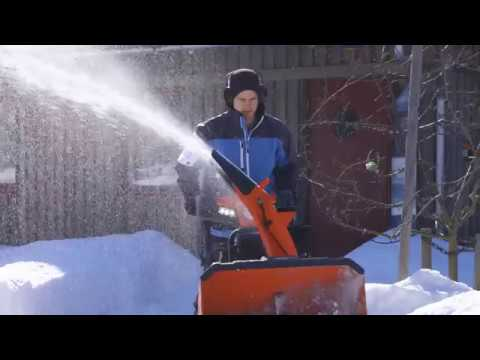 Husqvarna 300 Series Snow Blower