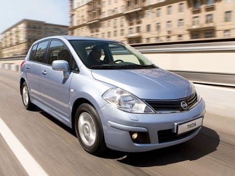 Nissan Tiida 2010 год 1.6 л. АКПП левый руль от РДМ Импорт