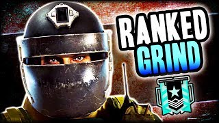 The PC Ranked Grind | OPERATION HEALTH 2.1 UPDATE!! (Rainbow Six Siege)