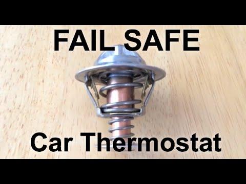 Maintenance Fail Safe Thermostat for Car - Benefits  sc 1 st  YouTube & Maintenance Fail Safe Thermostat for Car - Benefits - YouTube azcodes.com