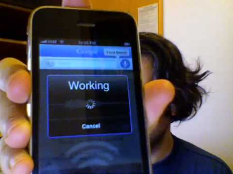 google voice iphone voice search with iphone 3466