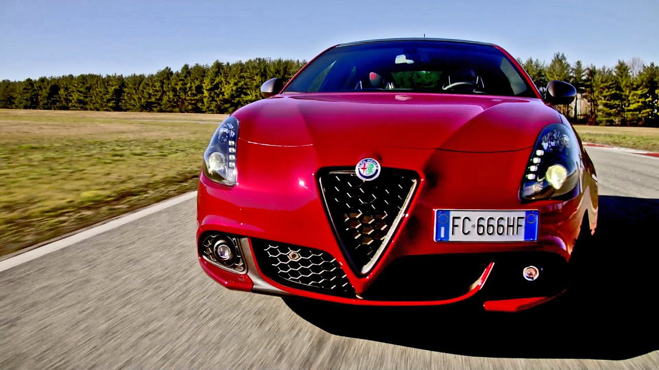 2016 alfa romeo giulietta official trailer youtube. Black Bedroom Furniture Sets. Home Design Ideas
