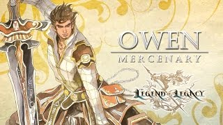 The Legend of Legacy - Owen, Eloise, and Filmia Trailer