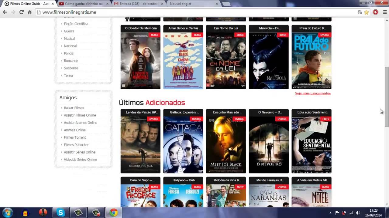 Filme gratis online