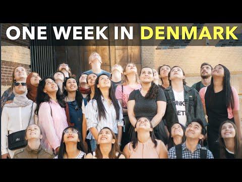 One Week In Denmark