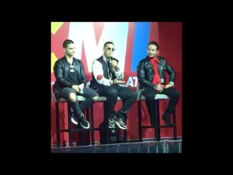 Maluma , Daddy Yankee y J Balvin opinan sobre el Reggaeton