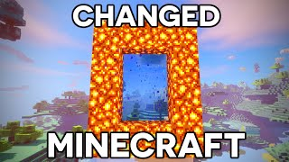 The MODS Which CHANGED Minecraft Forever... YouTube Videos
