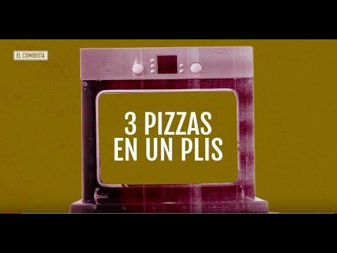 EL COMIDISTA   Tres recetas de PIZZA para carnívoros y veganos