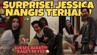 Download lagu SURPRISE JESSICA NANGIS TERHARU KETIKA DI SAMPER TATA KE BALI!!