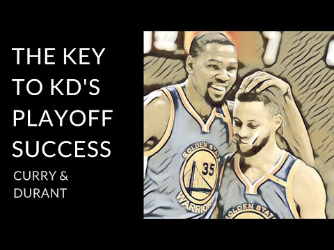 How Curry made it easy for Durant