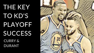 How Curry makes it easy for Durant