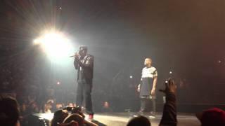 Watch the Throne Toronto Nov 24th - Niggas in Paris Encore x3