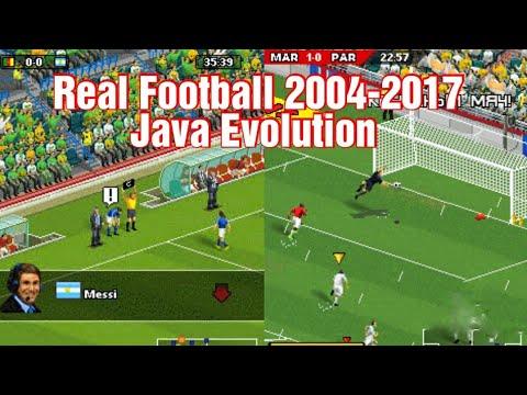 Real Football 2004-2017 (Java Version) HD thumbnail