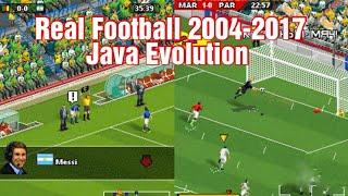 Download Real Football 2004-2017 (Java Version) HD