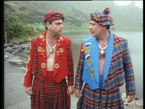Scottish rap song